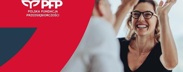Rebranding Polskiej Fundacji Przedsiębiorczości